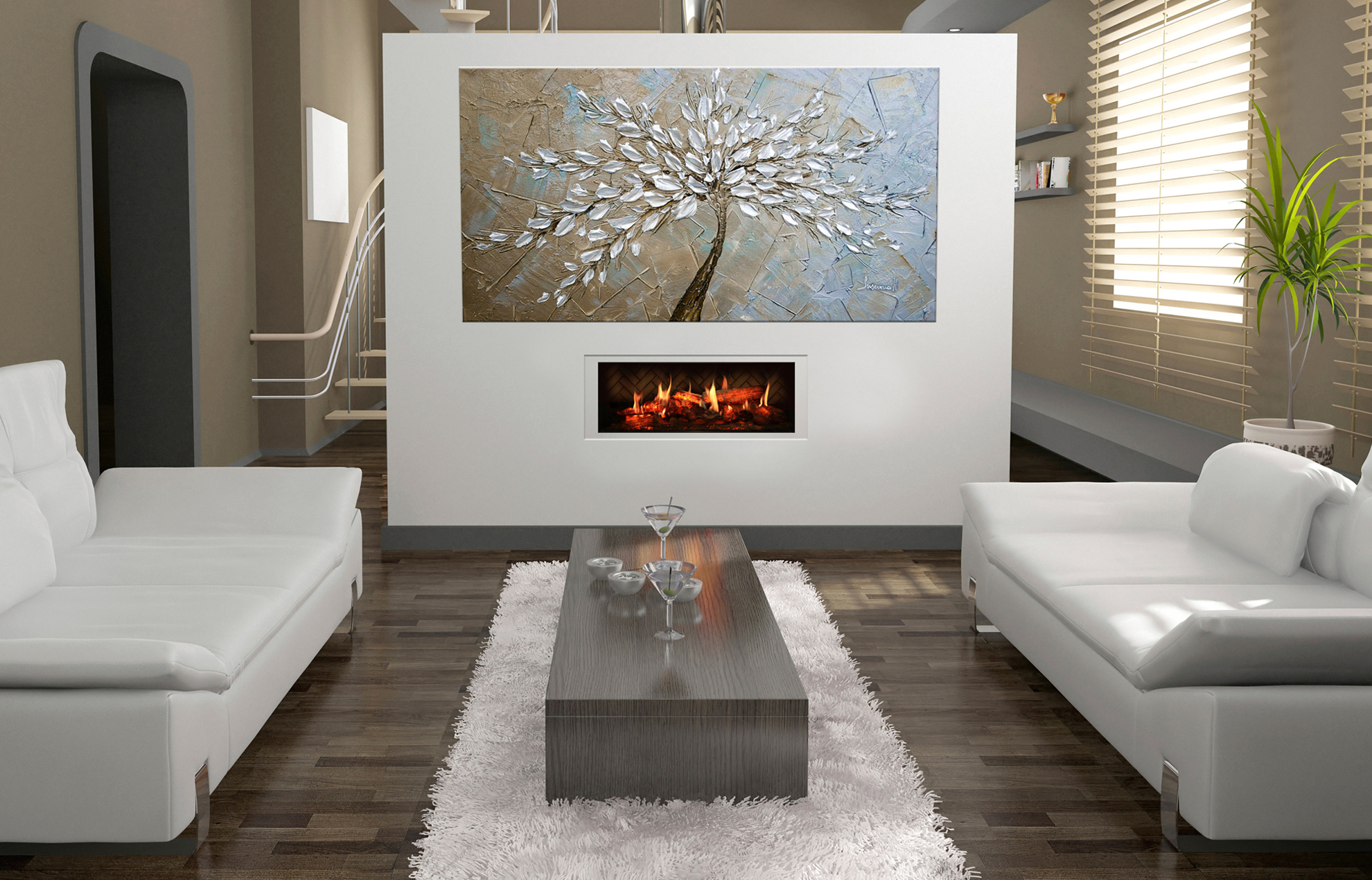 Electric Fireplaces Alternatives # Foyer Electric